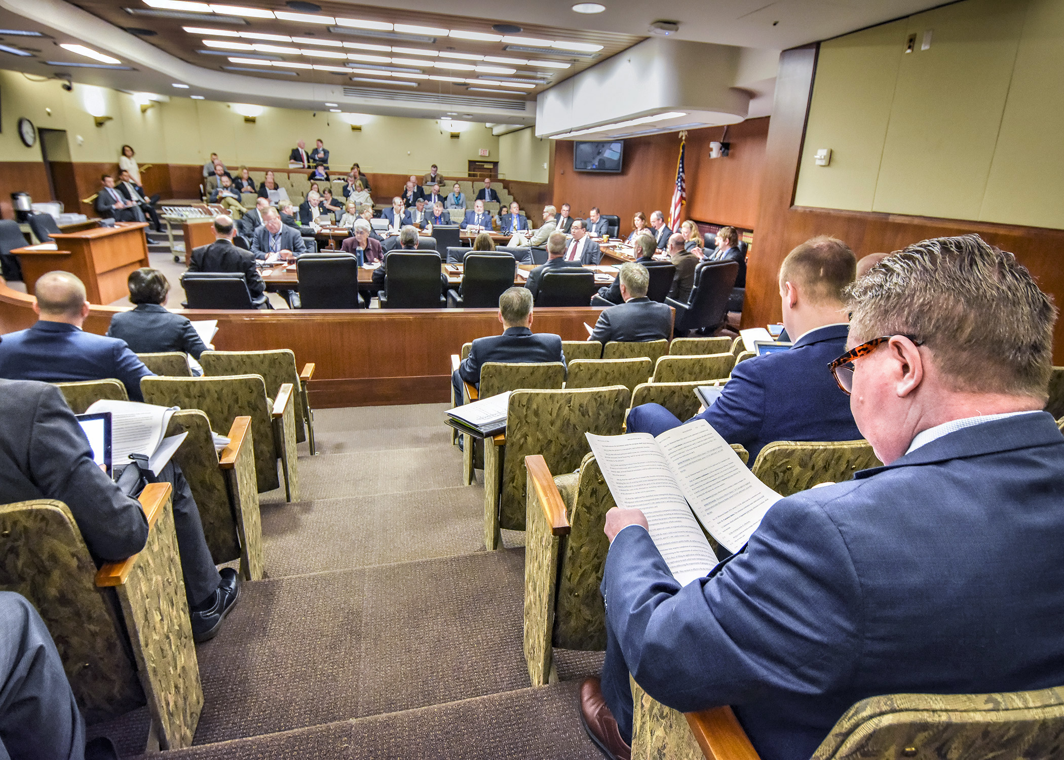 Mn Senate And House Joint Committee Environment And Natural Resources