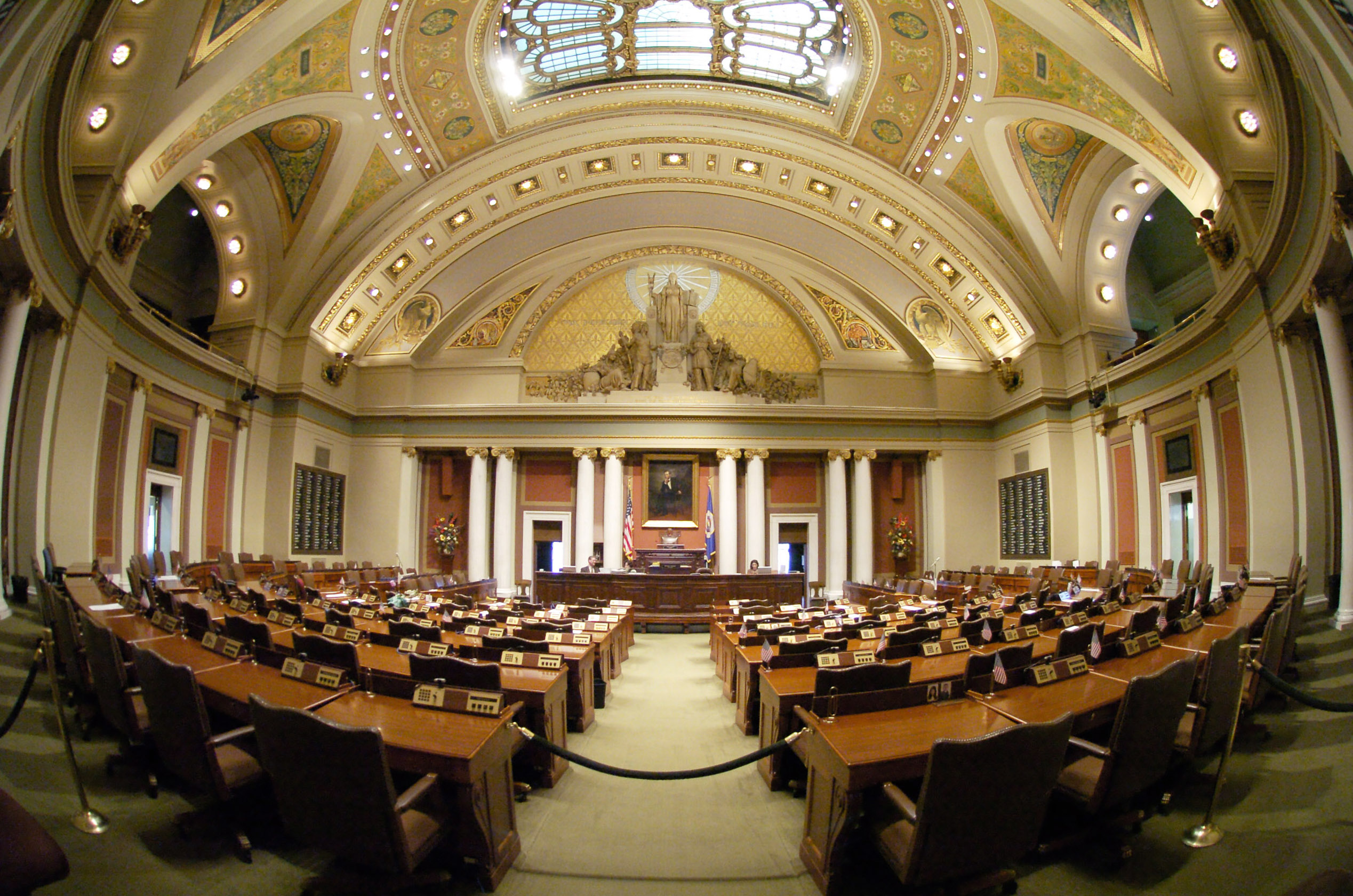 Conference Committee Votes To Restore Legislative Funding With No Strings Attached