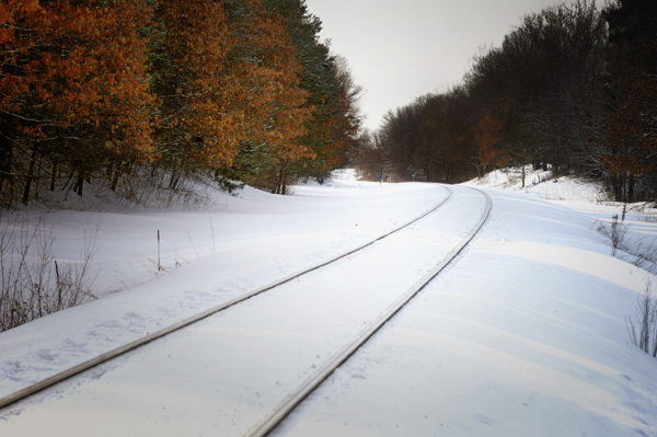 The House bonding bill contains $6.5 million for Minnesota Valley Regional Rail Authority track rehabilitation, $3 million for a rail service improvement program and $2.5 million to replace aging at-grade crossing safety warning devices. (Photo by Tom Olmscheid)