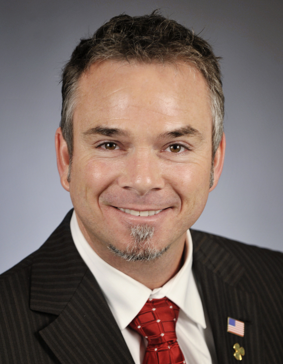 Rep. Joe McDonald (R-Delano)