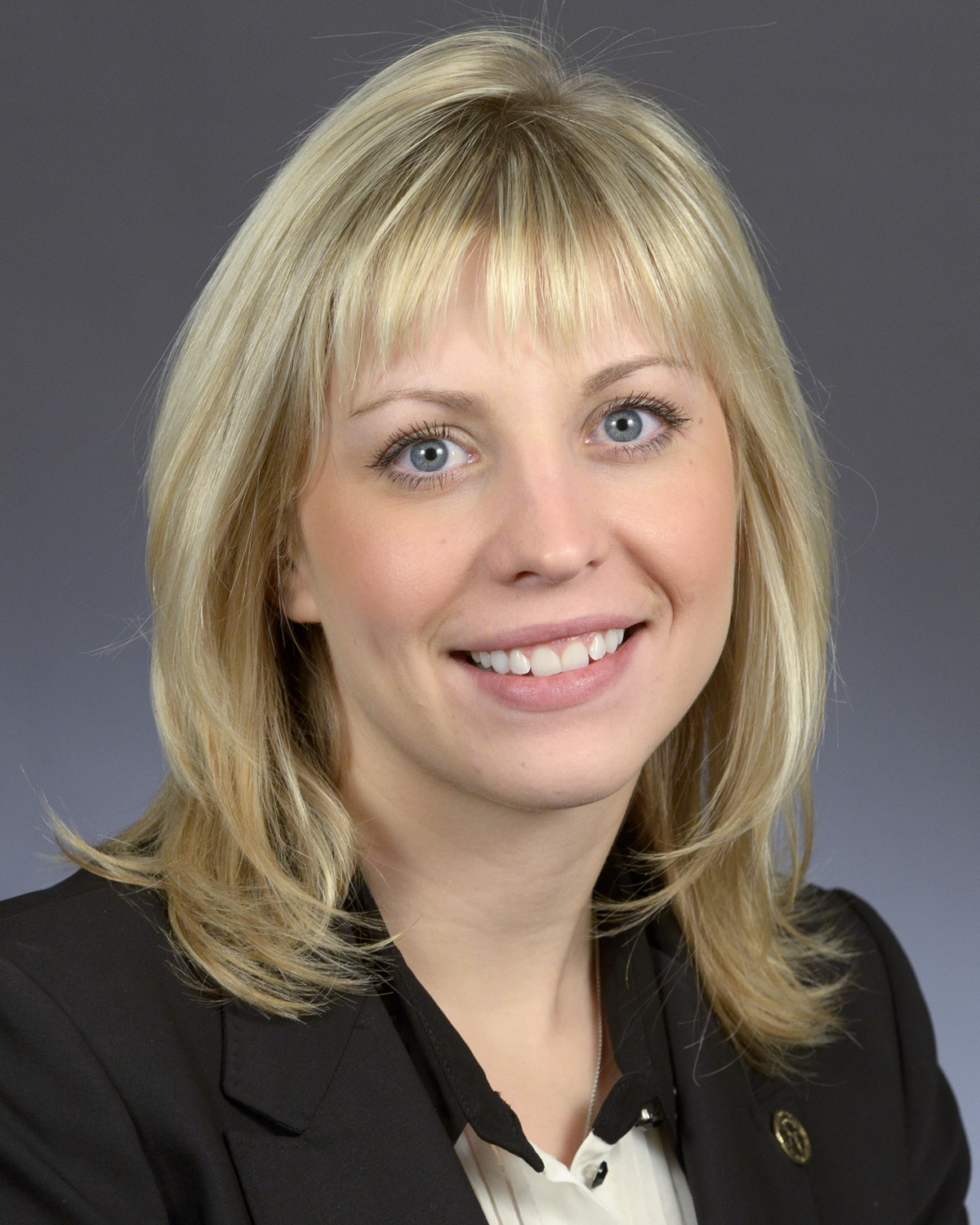 Representative Carly Melin