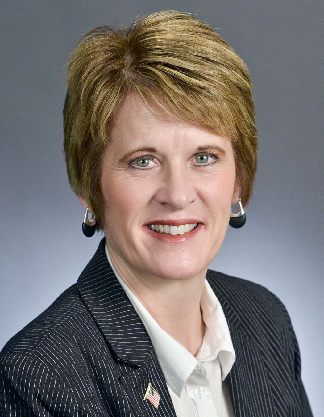 Representative Mary Sawatzky