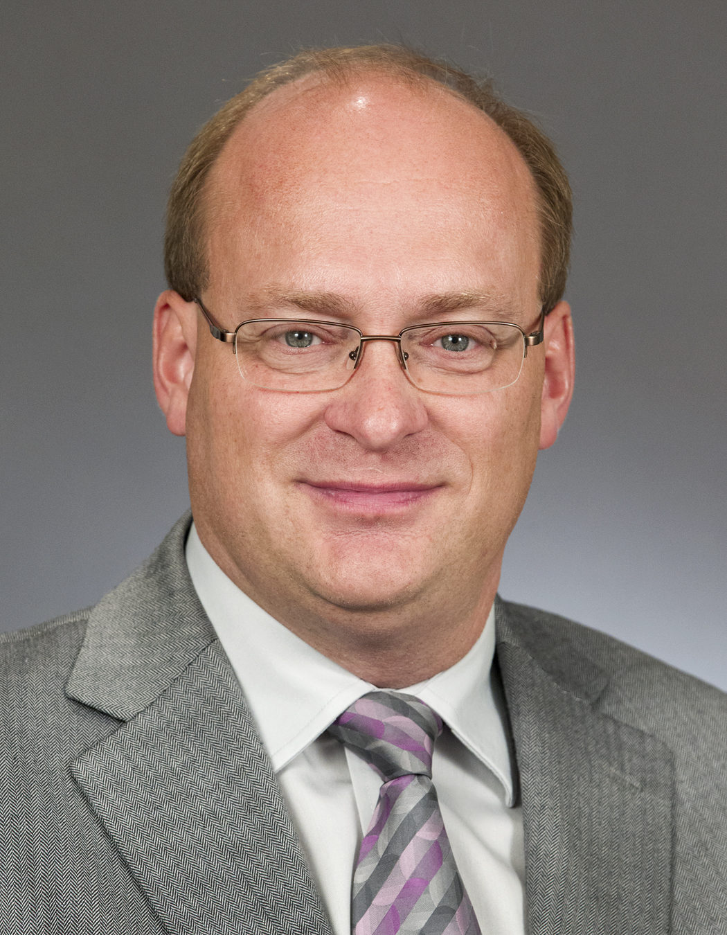 Representative Jeff Backer